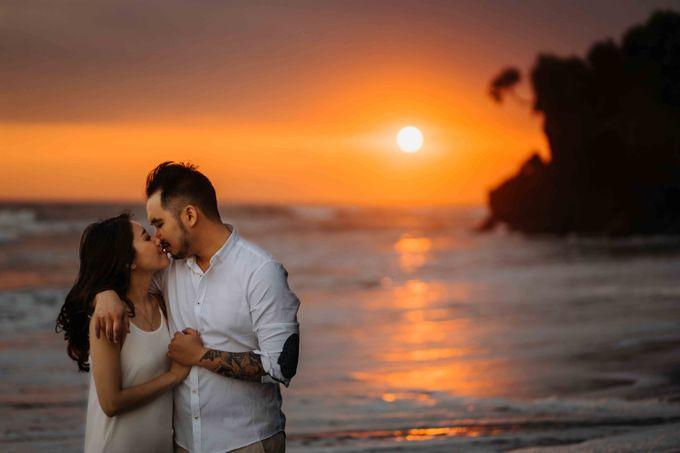 Arvian & Patricia Bali Prewedding by Levin Pictures - 028