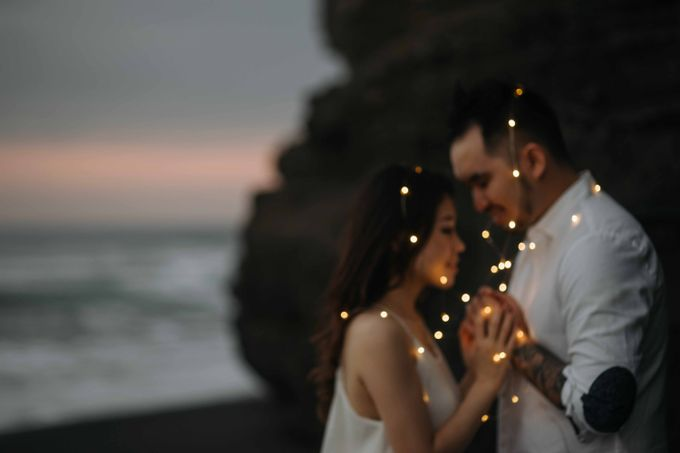 Arvian & Patricia Bali Prewedding by Levin Pictures - 030