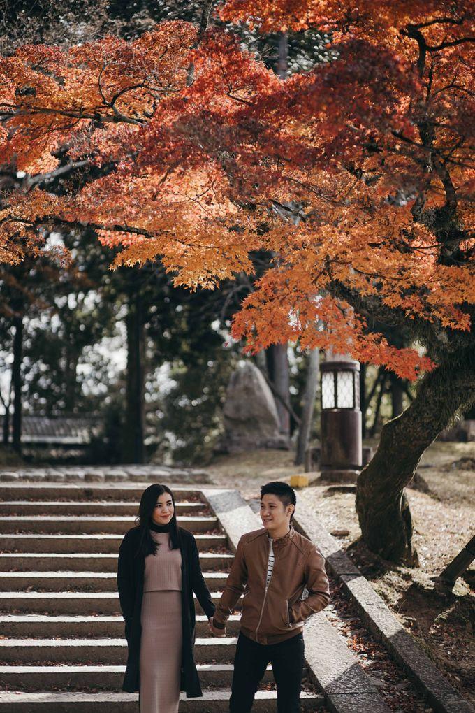 Hendri & Christine Japan Prewedding by Levin Pictures - 002