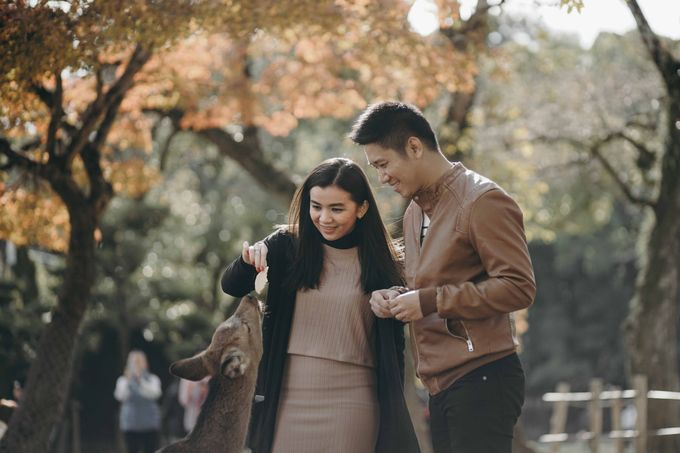 Hendri & Christine Japan Prewedding by Levin Pictures - 003