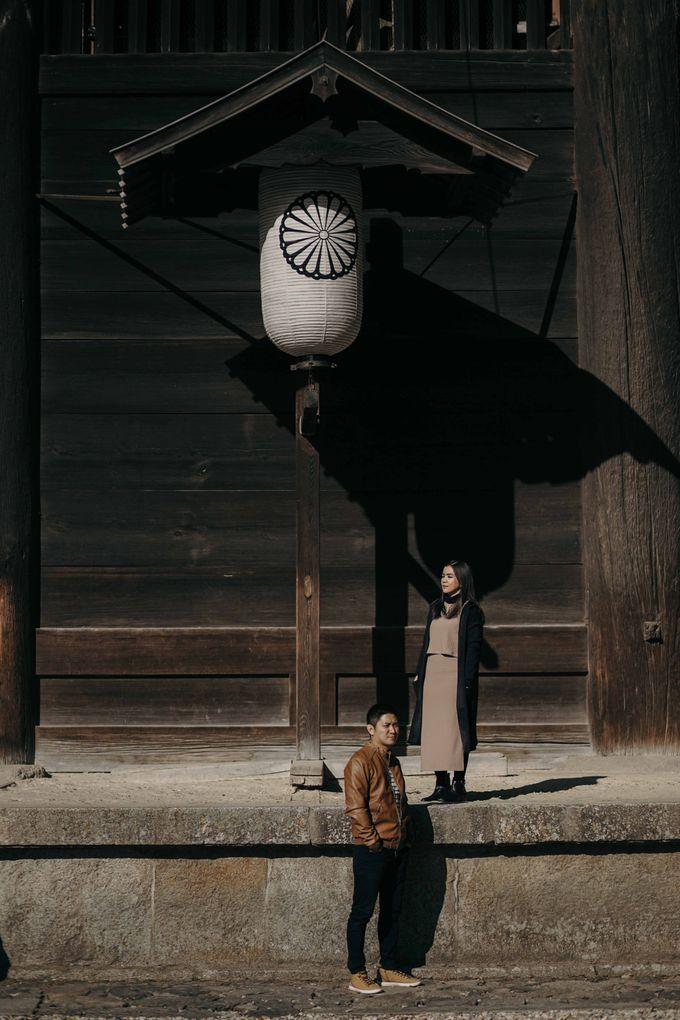 Hendri & Christine Japan Prewedding by Levin Pictures - 001