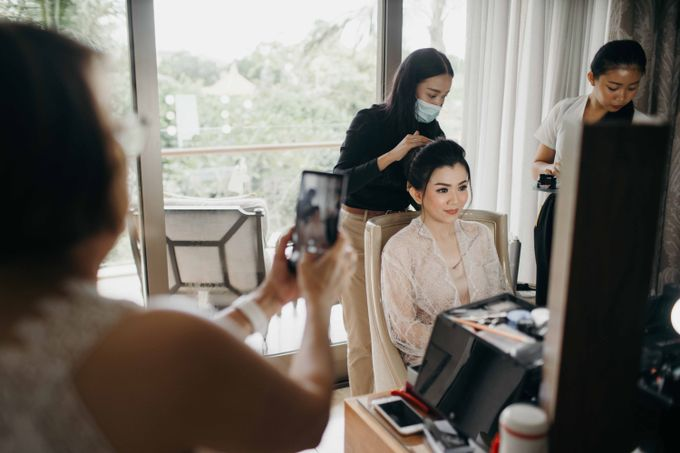 Hendri & Christine Bali Wedding by Levin Pictures - 003