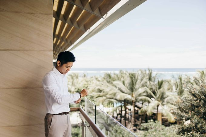Hendri & Christine Bali Wedding by Levin Pictures - 013