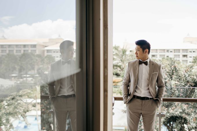 Hendri & Christine Bali Wedding by Levin Pictures - 017