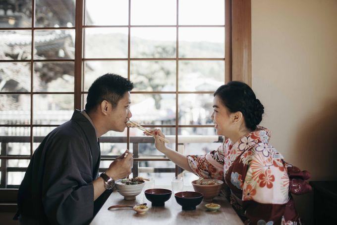 Hendri & Christine Japan Prewedding by Levin Pictures - 011