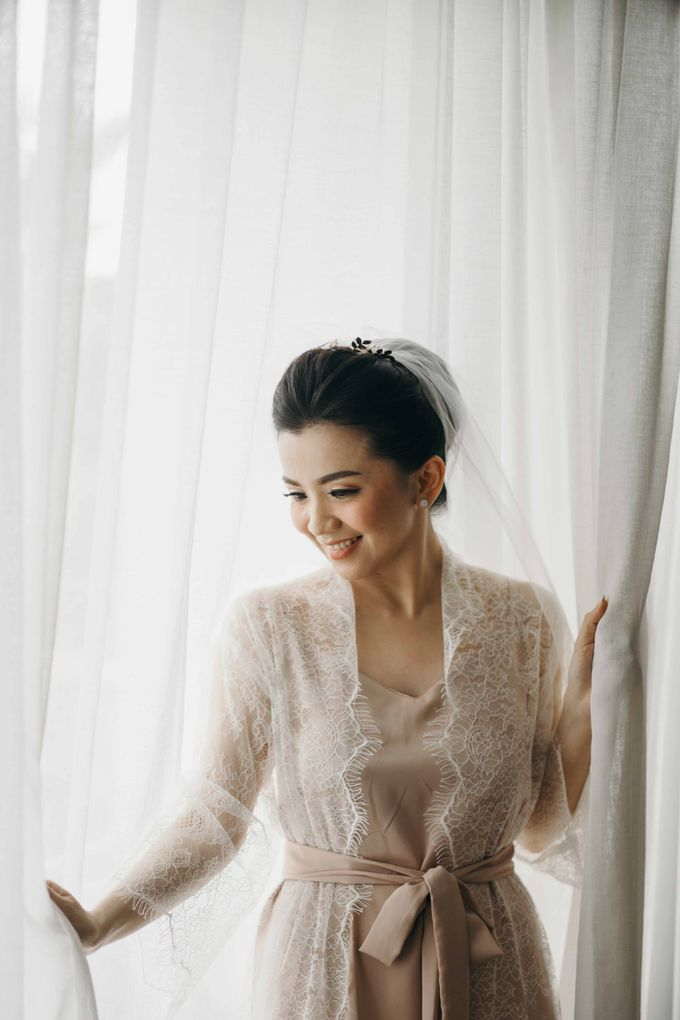 Hendri & Christine Bali Wedding by Levin Pictures - 009