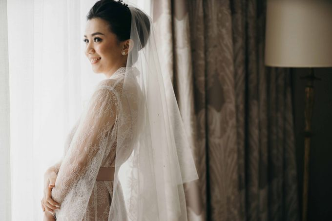 Hendri & Christine Bali Wedding by Levin Pictures - 011