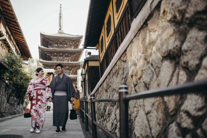 Hendri & Christine Japan Prewedding by Levin Pictures - 010