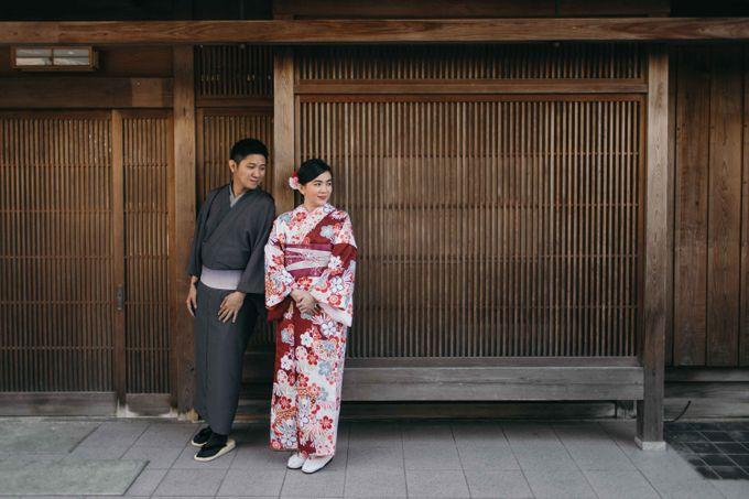 Hendri & Christine Japan Prewedding by Levin Pictures - 009