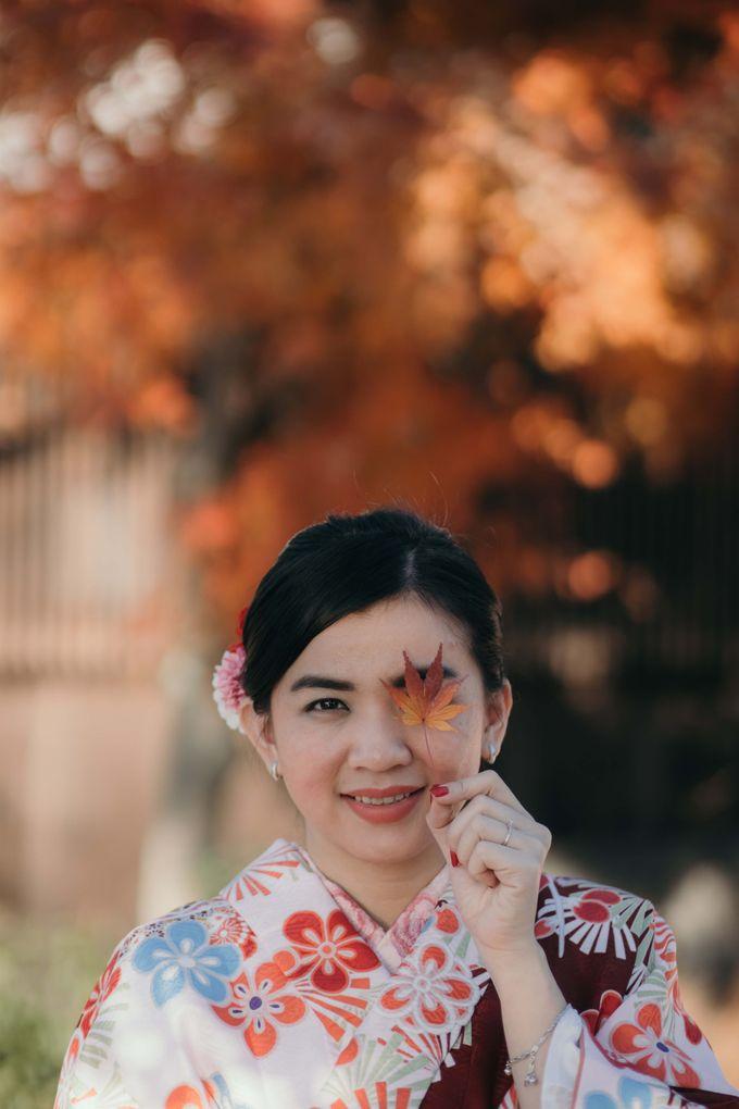 Hendri & Christine Japan Prewedding by Levin Pictures - 012