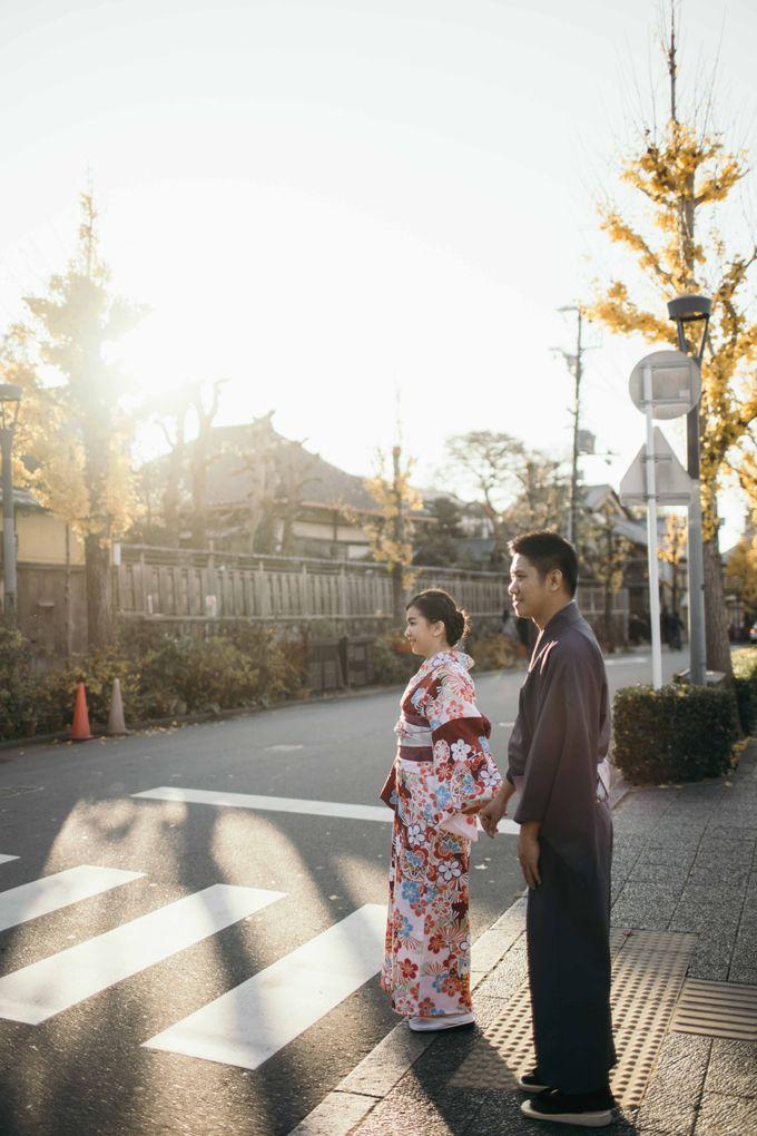 Hendri & Christine Japan Prewedding by Levin Pictures - 014