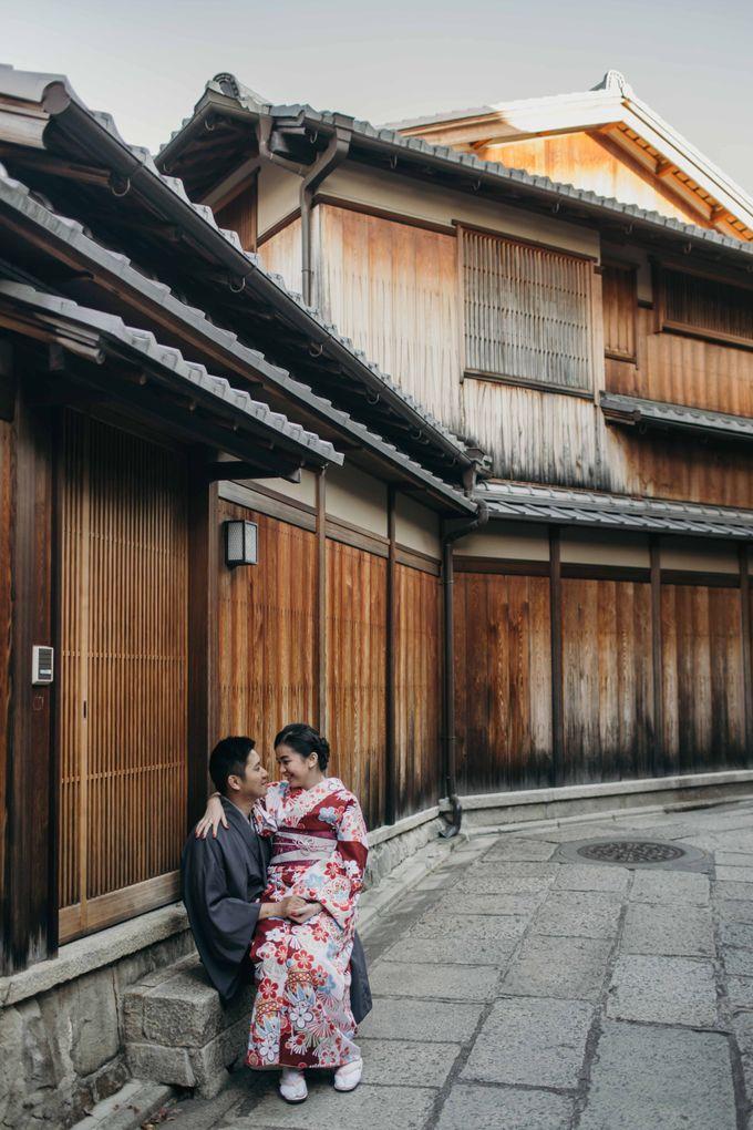 Hendri & Christine Japan Prewedding by Levin Pictures - 015