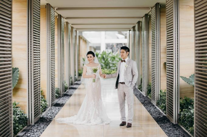 Hendri & Christine Bali Wedding by Levin Pictures - 022