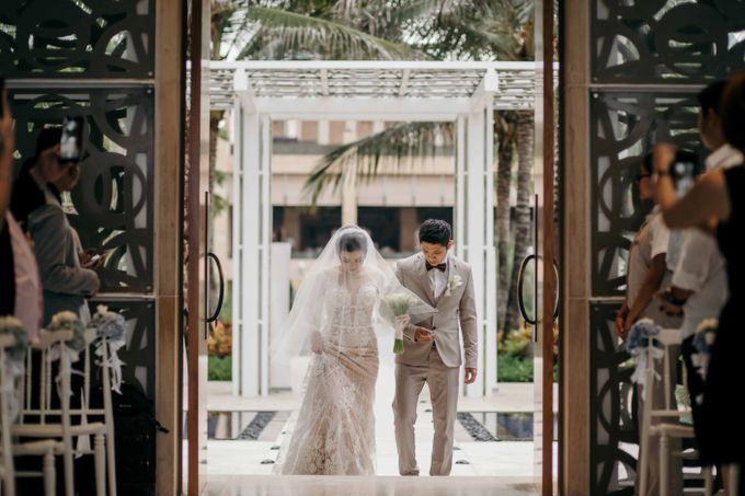 Hendri & Christine Bali Wedding by Levin Pictures - 023