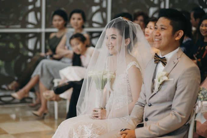 Hendri & Christine Bali Wedding by Levin Pictures - 025