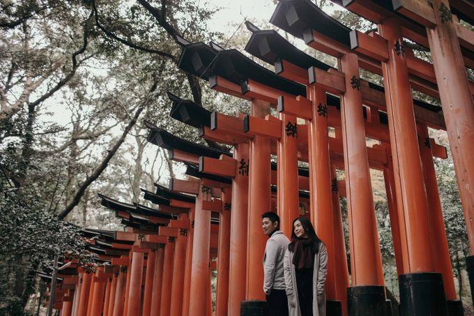 Hendri & Christine Japan Prewedding by Levin Pictures - 018