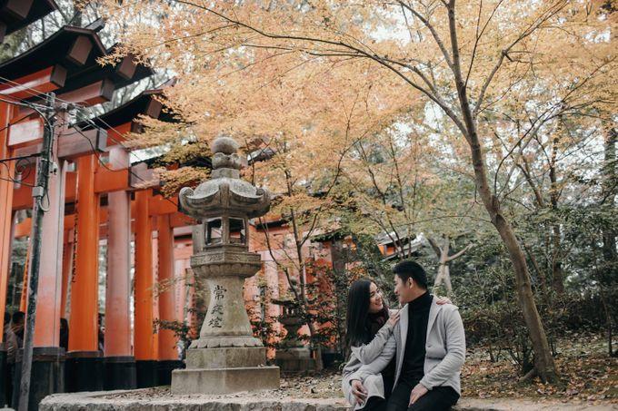 Hendri & Christine Japan Prewedding by Levin Pictures - 017