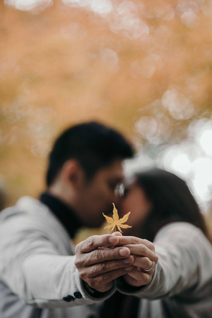 Hendri & Christine Japan Prewedding by Levin Pictures - 020