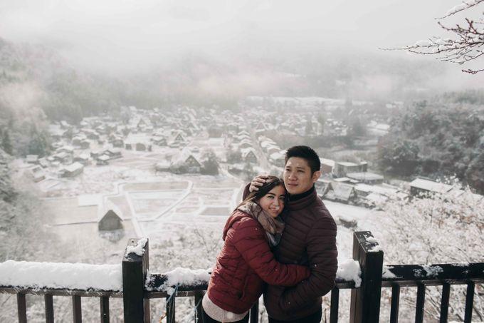 Hendri & Christine Japan Prewedding by Levin Pictures - 025