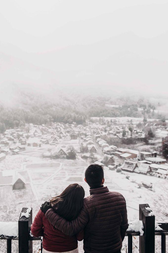 Hendri & Christine Japan Prewedding by Levin Pictures - 024