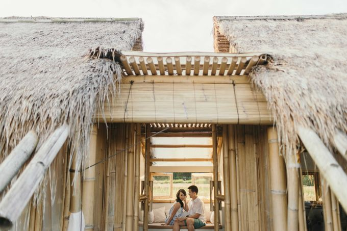 Ricky & Windy Bali Prewedding by Levin Pictures - 013
