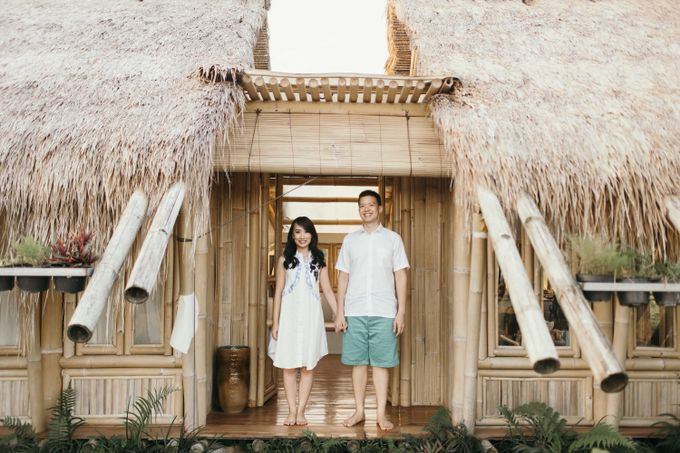 Ricky & Windy Bali Prewedding by Levin Pictures - 012