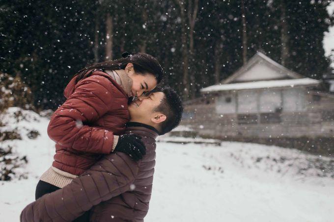 Hendri & Christine Japan Prewedding by Levin Pictures - 028