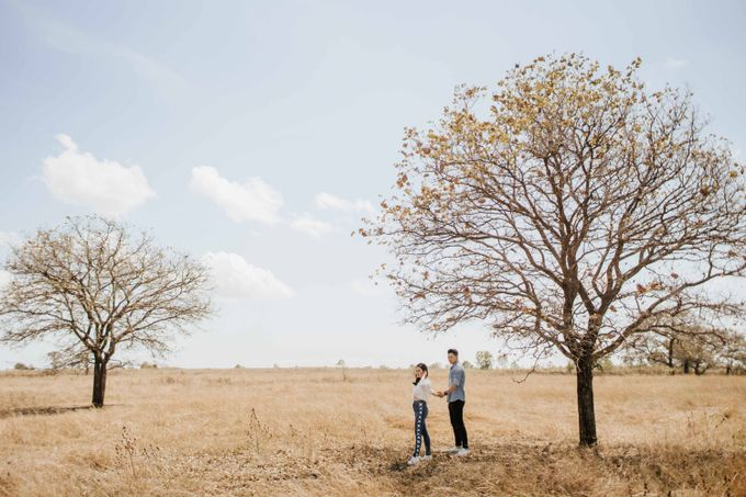 Alvin & Rosa Sumba Prewedding by Levin Pictures - 039