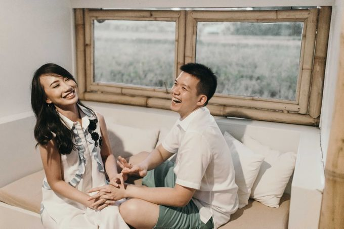 Ricky & Windy Bali Prewedding by Levin Pictures - 021