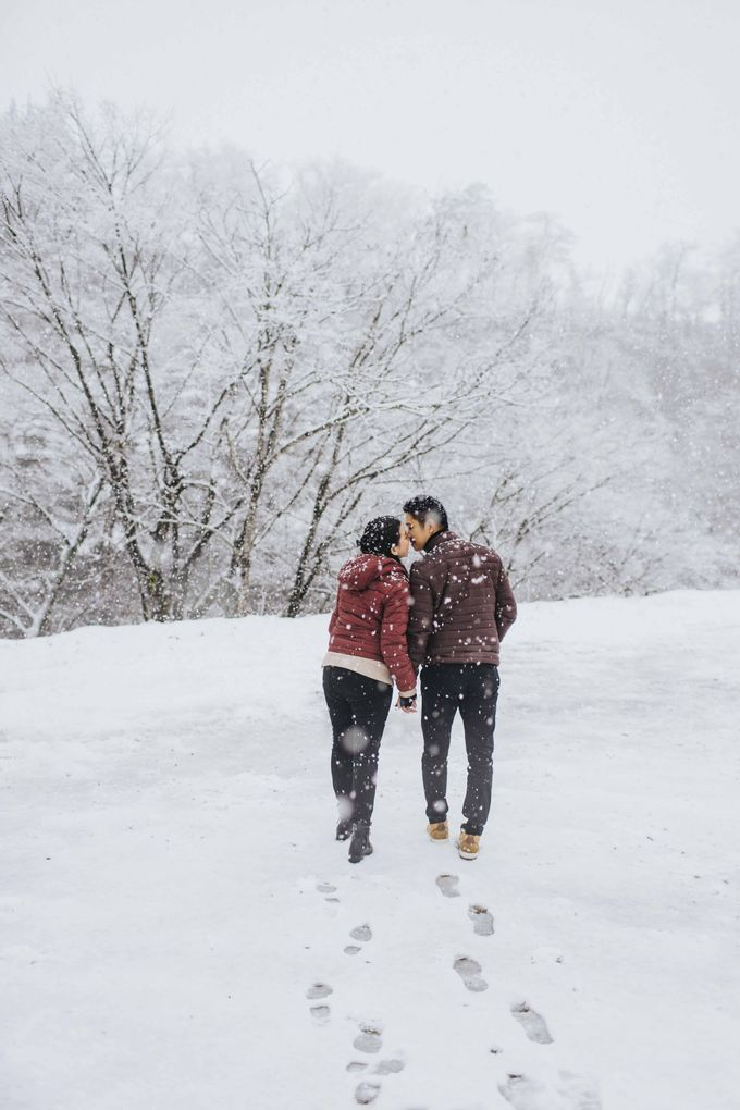 Hendri & Christine Japan Prewedding by Levin Pictures - 030