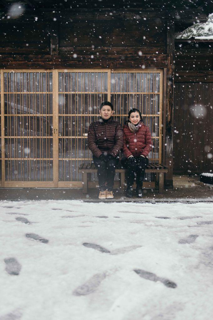 Hendri & Christine Japan Prewedding by Levin Pictures - 032