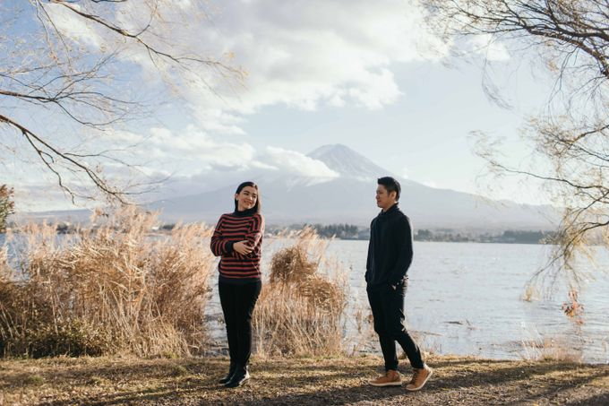 Hendri & Christine Japan Prewedding by Levin Pictures - 034