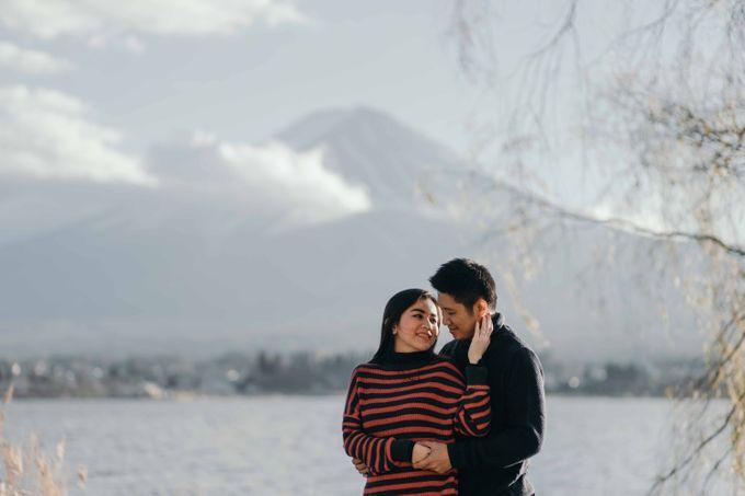 Hendri & Christine Japan Prewedding by Levin Pictures - 036