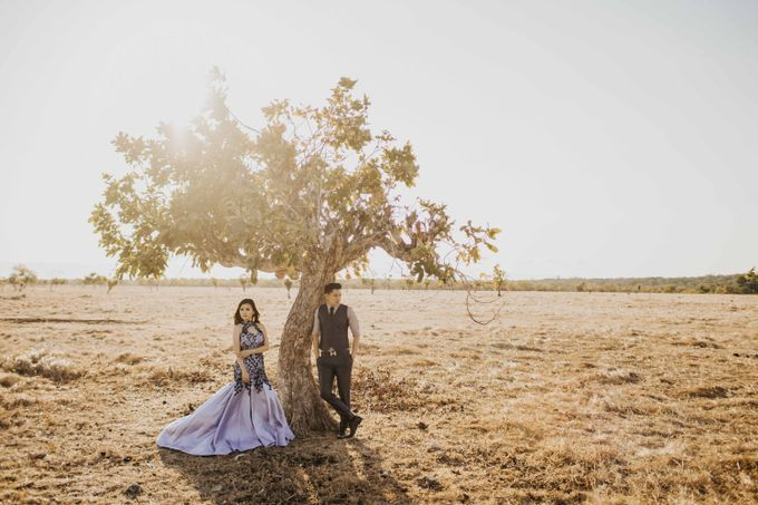 Alvin & Rosa Sumba Prewedding by Levin Pictures - 026