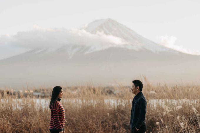 Hendri & Christine Japan Prewedding by Levin Pictures - 038