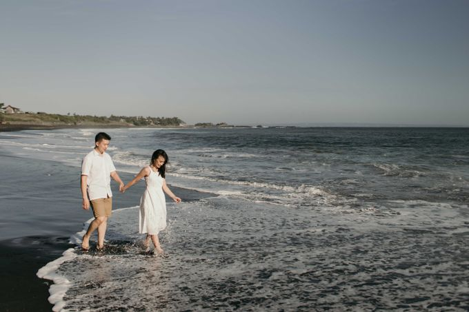 Ricky & Windy Bali Prewedding by Levin Pictures - 022