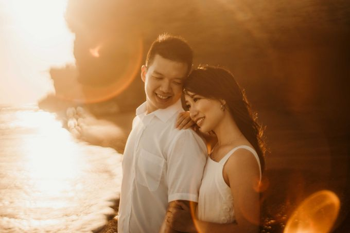 Ricky & Windy Bali Prewedding by Levin Pictures - 029
