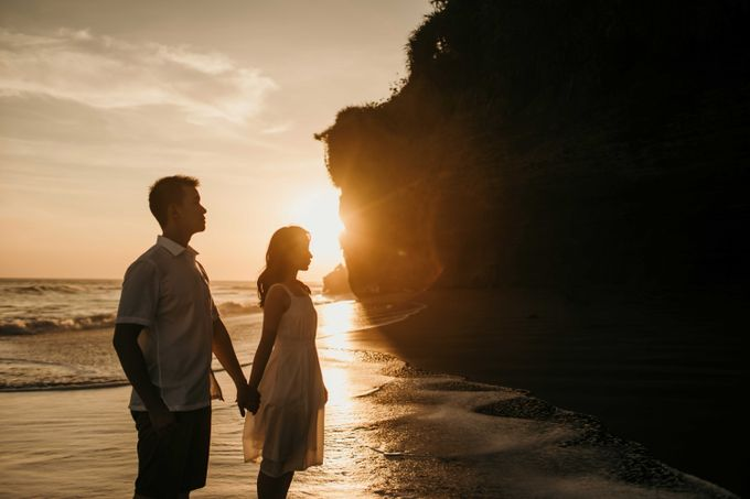 Ricky & Windy Bali Prewedding by Levin Pictures - 033