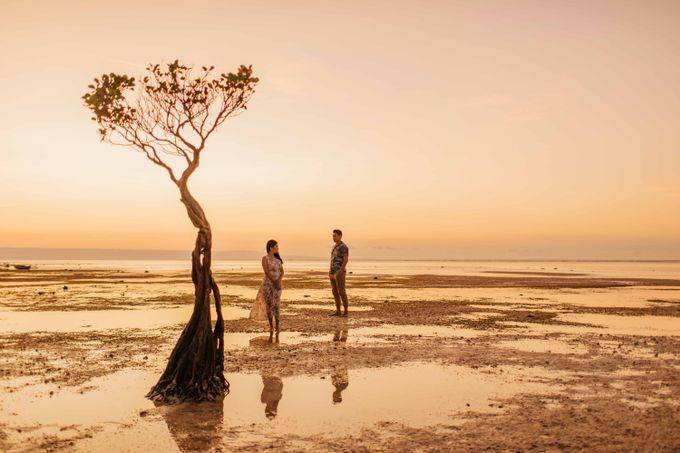 Alvin & Rosa Sumba Prewedding by Levin Pictures - 047
