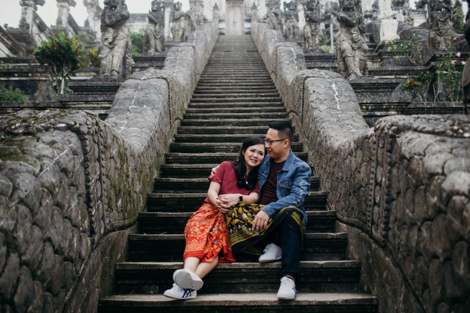 Marcus & Lita Bali Prewedding by Levin Pictures - 002