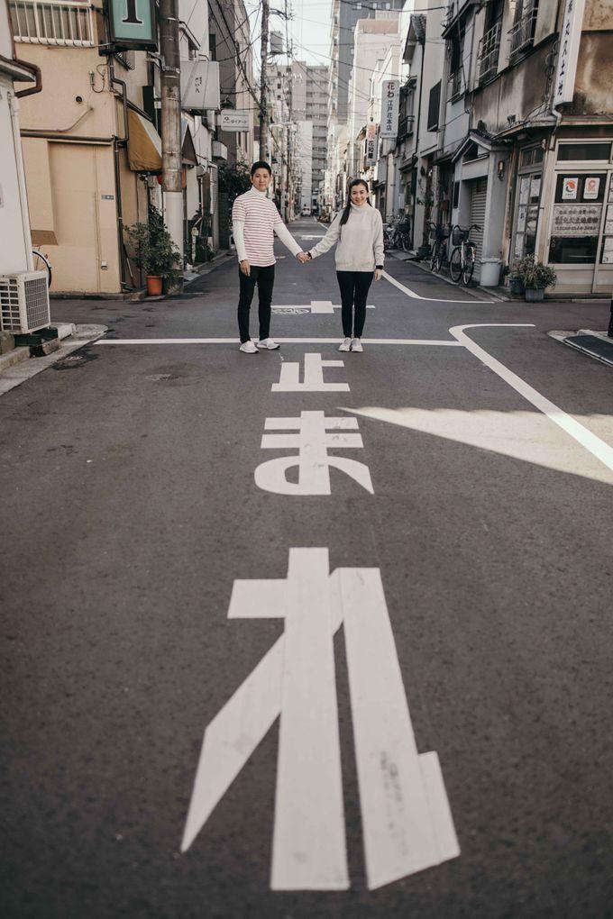 Hendri & Christine Japan Prewedding by Levin Pictures - 039