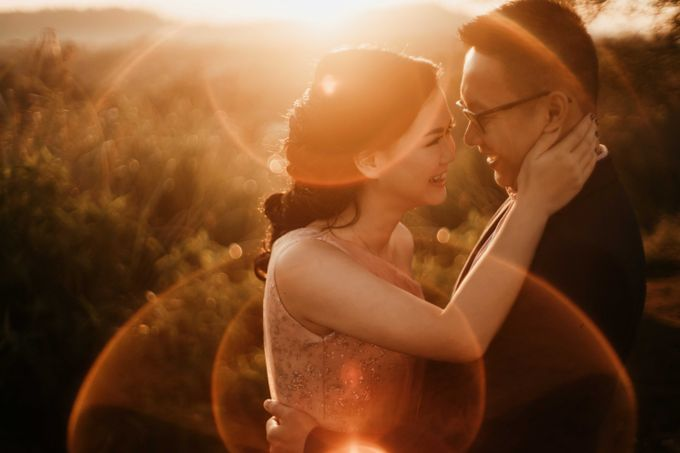 Marcus & Lita Bali Prewedding by Levin Pictures - 008