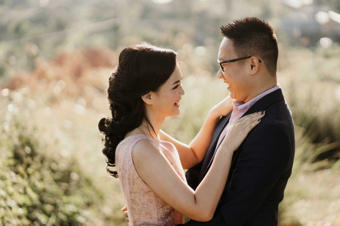 Marcus & Lita Bali Prewedding by Levin Pictures - 015