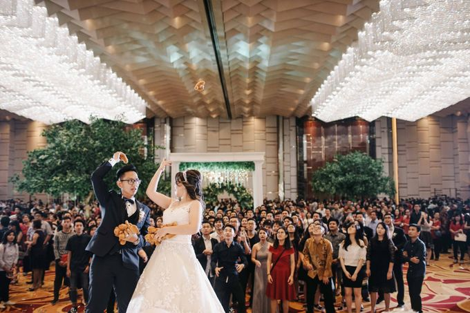 Handi & Rika Wedding by Levin Pictures - 005