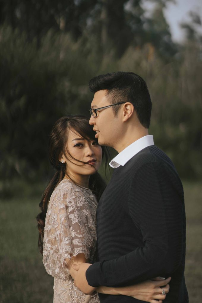 Mike & Tiff Bandung Prewedding by Levin Pictures - 002