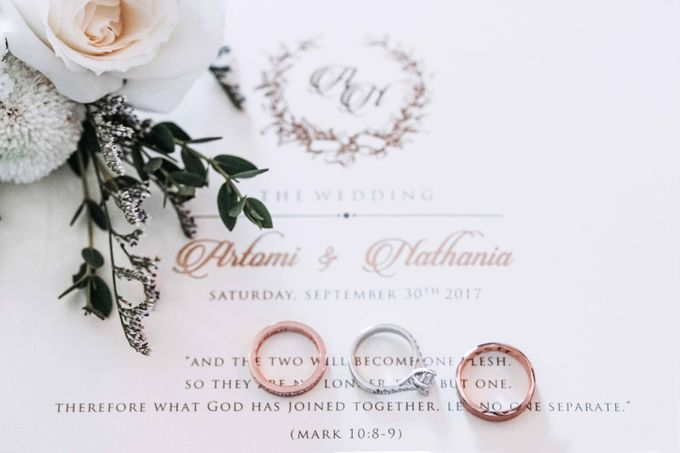 Artomi & Nathania Wedding by Levin Pictures - 012