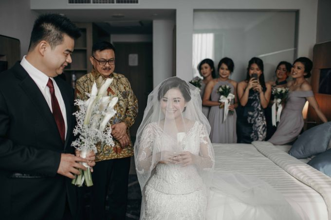 Leo & Jessica Wedding by Levin Pictures - 025