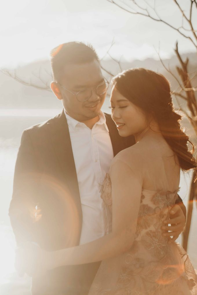 Ricky & Cindy Bali Prewedding by Levin Pictures - 016