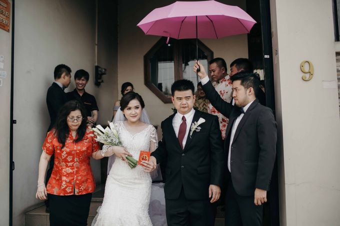 Leo & Jessica Wedding by Levin Pictures - 037