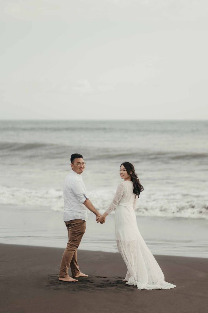 Ricky & Cindy Bali Prewedding by Levin Pictures - 019